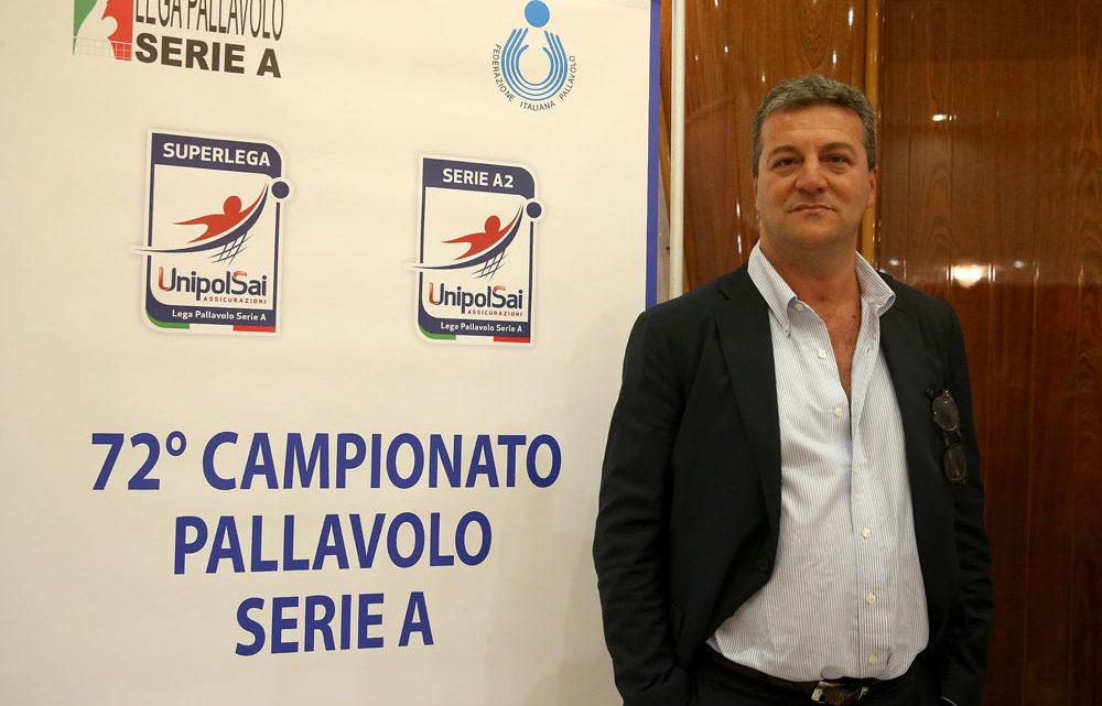 il Presidente Giammarco Bisogno alla presentazione dei calendari a Bologna