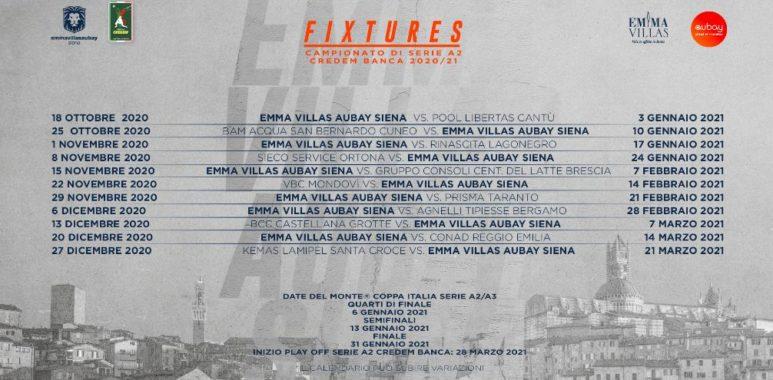 calendario – Emma Villas Volley